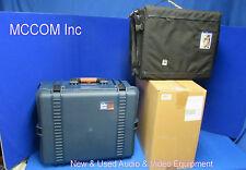 Panasonic Porta Brace PKB-275PV Hard/ Soft Case AG-AF100 or AU-EVA1 Camera  New