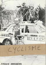 carte de Edward JANSSENS équipe FLANDRIA-CA VA SEUL 1979