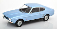 MCG 1973 Ford Capri 1600 GT MK1 Light Blue 1/18 Scale New Release! In Stock!