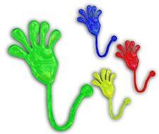 12x Klatschhand in 4 Farben - Mitgebsel Kindergeburtstag Party