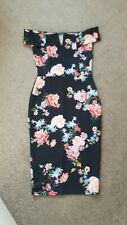 Select dress size 8 new without tags black party