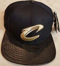 Cleveland Cavaliers Pro Standard NBA Custom Strapback Cap Black Brand New!