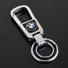 High Quality Auto 3D Car Logo Keyring Keychain Metal Pendant Key Holder