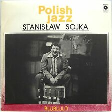 Stanislaw Sojka BLUBLULA Polish Jazz vol.63 - Vinyl LP Near Mint