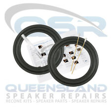 "8"" Foam Surround Repair Kit to suit McIntosh Speakers MC1 XL10 XR7 (FS 179-148)"