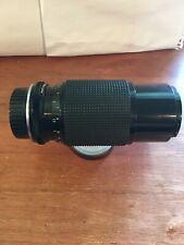 Tokina 80-200mm  Focus Lens Ricoh Pentax K Mount PZ f4.5 52mm Super Coated