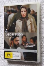 A SEPARATION (DVD) REGION-4, LIKE NEW, FREE POST WITHIN AUSTRALIA