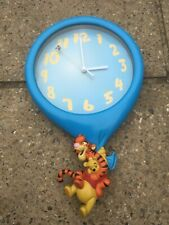 Winnie The Pooh And Tigger Wall Clock 16X10 inches