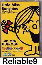 Mr Men Little Miss- Little Miss Sunshine+12 Other stories DVD Sealed Region free