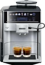 Siemens EQ.6 plus s300 1500W Kaffeevollautomat - Silber (TE653501DE) NEU! OVP!