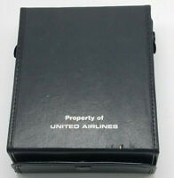 RARE Vintage UEI Universal Enterprises Multimeter Property of United Airlines