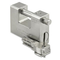 HEAVY DUTY SHIPPING CONTAINER GARAGE CHAIN PADLOCK 94MM WITH 10 KEYS