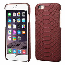 Brown Fitted Case for iPhone 6 Plus