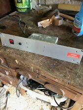 2U Rack power distribution unit. Fused.