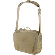 Maxpedition AGR Tactical Skyvale Messenger Hex Ripstop Military Laptop Bag Tan