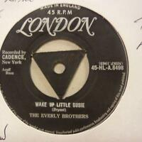 "The Everly Brothers(7"" Vinyl)Wake Up Little Susie / Maybe Tomorrow-Lond-Ex/VG+"