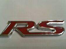 Ford Focus RS posterior Arranque Insignia Emblema Pegatina