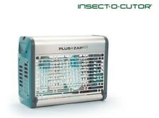 Insect trap flykiller PlusZap Eco Stainless coverage, PlusZapEco, 20 watt