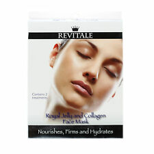 Revitale Royal Jelly and Collagen Face Mask