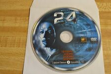 24 Second Season 2 Disc 2 Replacement DVD Disc Only**