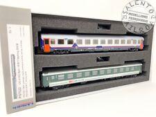 LS Models PI97022 set 2 carrozze treno EC 96/97 IRIS SNCB e SBB scala 1:87