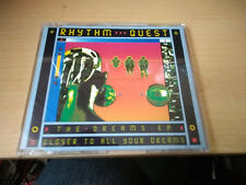 Rhythm Quest ‎Dreams EP CD Brand NEW Unplayed Closer to all your Mariah Carey
