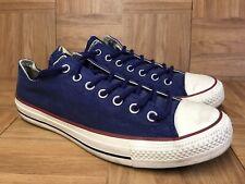 228f3c2f6584 New ListingRARE🔥 Converse Chuck Taylor All Star Low OX Blue Canvas Sz 11 Men s  Shoes