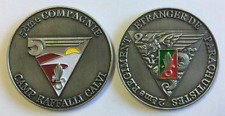 CHALLENGE COIN: FRENCH FOREIGN LEGION - 2e REP (5e CIE)