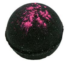 Bath Bomb Black Cherry Bomb 5.5 oz w Kaolin Clay & Coconut Oil