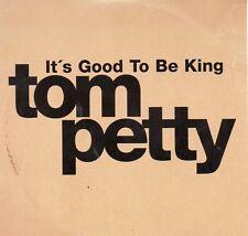 CD SINGLE Tom PETTYIt's Good To Be King Promo 2-Track card sleeveCDSINGLE