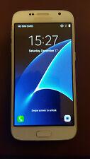 Samsung Galaxy SM-G935F (MediaTek-MT6580M) GSM White Smartphone