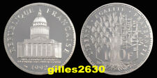 FDC : Splendide 100 francs PANTHEON argent 1992 BE neuve