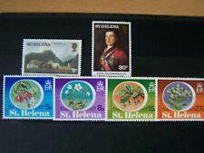 St.Helena,2 U/Mint Sets.