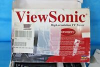 ViewSonic High Resolution TV Tuner- VB50HRTV Parts Only
