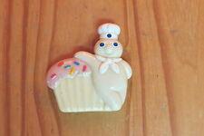 Vintage Pillsbury Doughboy Refrigerator Magnet