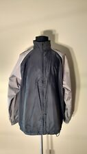 Tek Gear Men's Lightweight Full Zip Up Windbreaker Jacket - Size Large