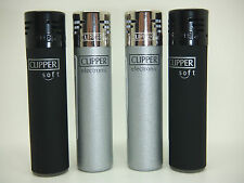 Silver Collectable Clipper Lighters