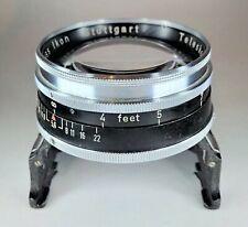 Zeiss Ikon Teleskop 1.7x Teleconverter Lens, Contaflex I & II Mount - adds 75mm