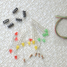 20 sets Target Faces + Accessories for Railway Dwarf signal N gauge 3 Aspects