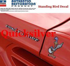 1970 Plymouth Road Runner & Superbird Rear Standing Bird 2964116 Decal NEW