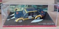 "DIE CAST "" FIAT 131 ABARTH RALLYE CATALUNYA - 1979 "" SCALA 1/43"