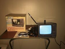Vintage Memorex Portavision TV Monitor 16-121 AC and DC Power