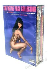 Bettie Page Collection (3-Disc BOX Set) ~ Bondage Pin-up Queen NEW & SEALED