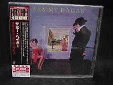 SAMMY HAGAR Standing Hampton JAPAN CD HSAS Van Halen Montrose Chickenfoot