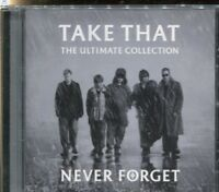 TAKE THAT - NEVER FORGET - THE ULTIMATE COLLECTION on CD