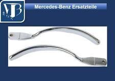 P015/ Mercedes W107 R107 560SL Paar Verdeckhebel Verdeckgriffe
