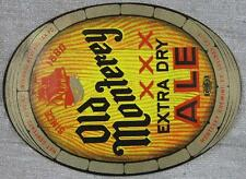 1930's~IRTP Label~Old Monterey Extra Dry Ale~Monterey Brewing Salinas, CA~Rare
