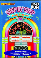 Drew's Famous ROCK & ROLL STEP BY STEP PARTY DANCES - LEARN JITTERBUG & MORE DVD