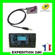 Cable Auxiliaire pour GPS Audi A4 Navigation Plus - RNS-E GPS RNSE - NEUF FR