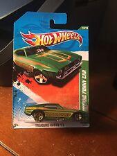 2011 Hot Wheels Treasure Hunt '71 Mustang Funny Car  #10